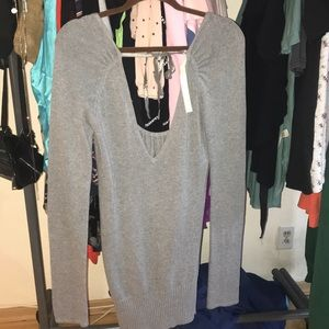 Lululemon openback sweater
